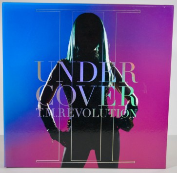 T.M.REVOLUTION - UNDER:COVER 2 (Limited Edition Type C)