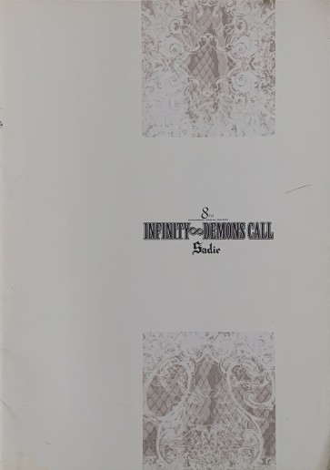 Sadie - 8th「INFINITY∞DEMONS CALL」 tour pamphlet