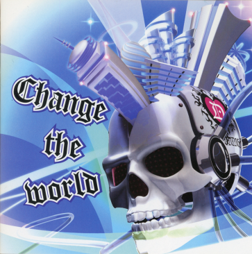 DROWNING - CHANGE THE WORLD