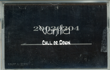 Vanilla - CALL OR DOWN