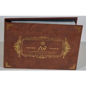 Alice Nine - THE MEMORIAL BOOK Ticket File