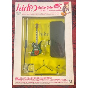 hide - Guitar Collection Official Figure Set - バラドクロ Ver.