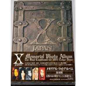 X JAPAN - Memorial Photo Album (2008 Edition)