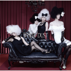 The THIRTEEN - WHITE DUST (Limited Edition B)