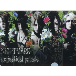 NIGHTMARE - majestical parade Clear File