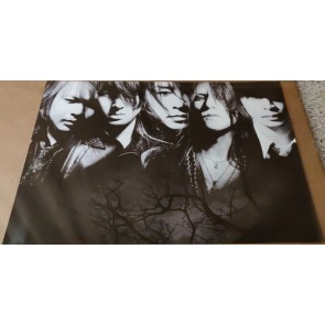 LUNA SEA - Self-cover album poster (B grade)