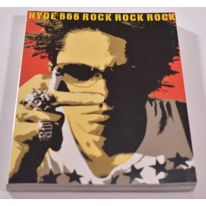 HYDE - HYDE 666 ROCK ROCK ROCK photobook