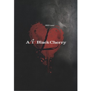 Acid Black Cherry - 2015 tourL-エル- Pamphlet