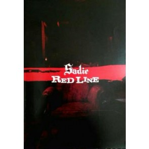 Sadie - Red line tour pamphlet