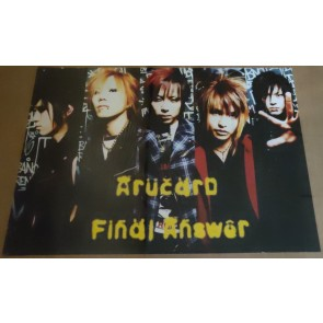 Arucard - FINAL ANSWER poster
