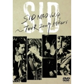 シド(SID) - SIDNAD Vol.4 ~TOUR 2009 hikari (Regular Edition)