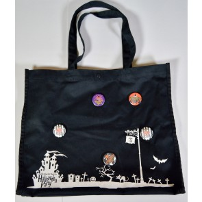 Acid Black Cherry - 2012 Halloween Party eco bag (with pins)