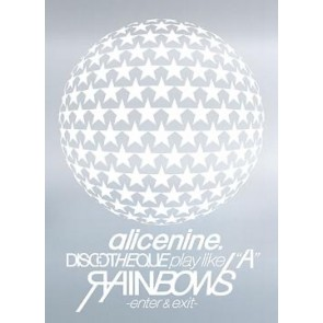 "Alice Nine - DISCOTHEQUE play like ""A"" RAINBOWS-enter & exit-"