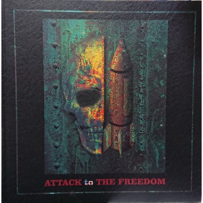 PIERROT - ATTACK to THE FREEDOM pamphlet