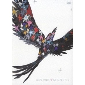 Alice Nine - NUMBER SIX.  (Limited Edition)