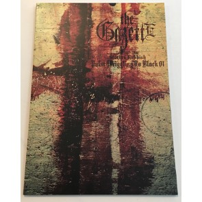 the GazettE - STACKED RUBBISH Pulse Wriggling to Black 01 tourbook