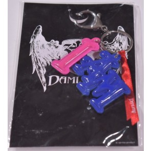 DAMIJAW - I AM Charm Key Chain