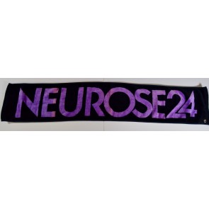 the GazzettE - NEUROSE 24 towel (Black)